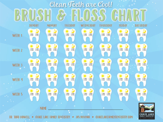 brush-floss-chart